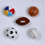 Team Sports Cabinet Hardware Collection