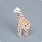 Giraffe Knob-Left Facing