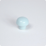Mushoom Cabinet Knob- Pistachio Green