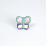 Butterfly Cabinet Knob-Multi Color