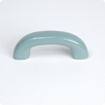 Retro Style Cabinet Pull-Turquoise