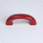 Retro Style Cabinet Pull-Cranberry Red