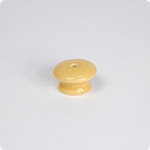 Round Knob w/ Center Screw-tuscan yellow