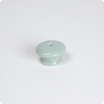 Round Knob w/ Center Screw-retro green