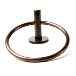 Towel Ring-Oil Rubbed Bronze
