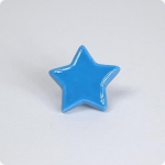 Star Furniture Knob-True Blue